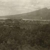 A Barracks on Corregidor.