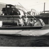 Volunteers Abroad U.S.V.L..S.C. Motor Boat