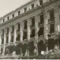 Battle Ruins in Manila