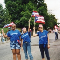 Yonkers Puerto Rican Day Parade 2001