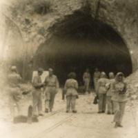 Malinta Tunnel on the island of Corregidor.
